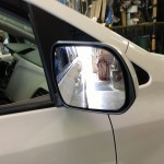 Side View Mirror Fixed