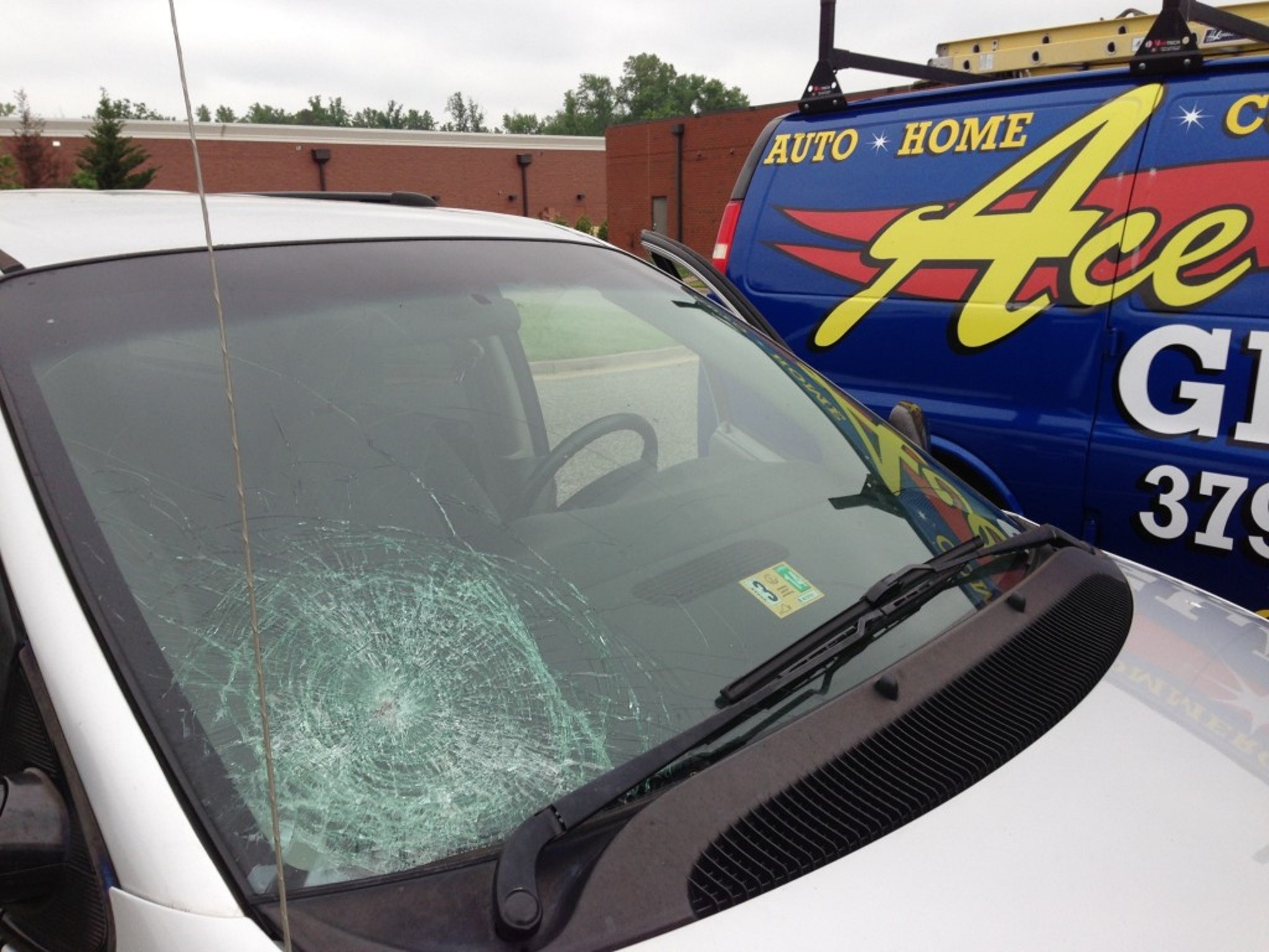 Windshield Repair Quote Mobile Auto Glass Repair In Richmond Va  Ace Glass