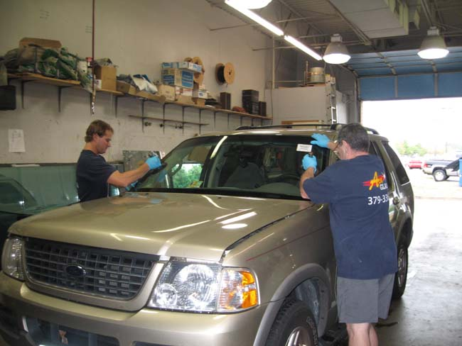 Auto Glass Repair, Replacement & Installation - Ace Glass