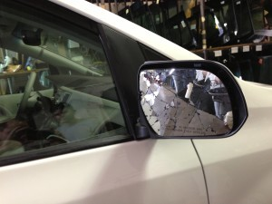 Side Amp Rear View Mirrors Ace Glass