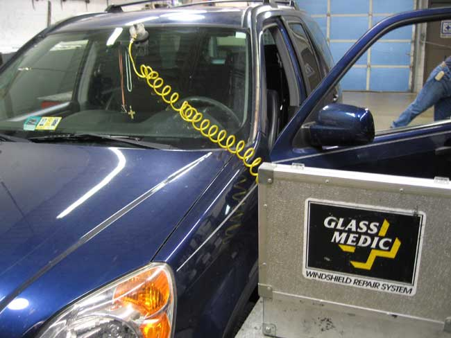 Windshield Rock Chip Repair Ace Glass