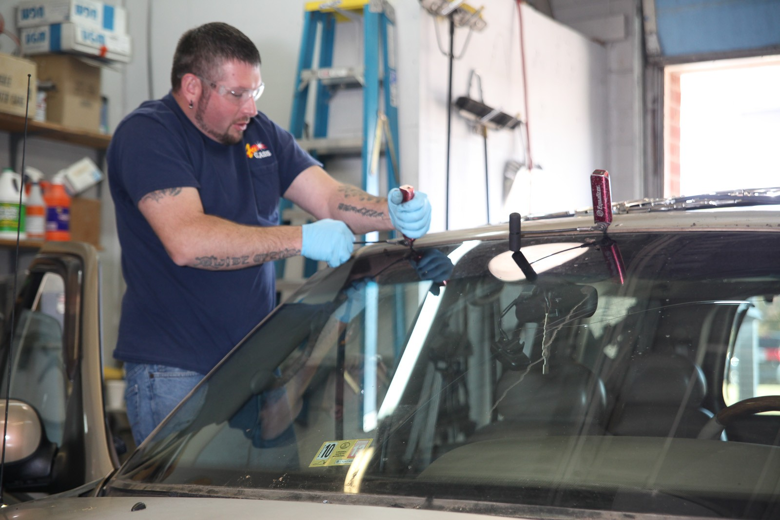 Mobile Windshield Repair In Richmond, Va