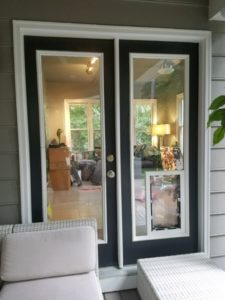 If You Are Located In Richmond, Va, And Are Looking To Have A Pet Door  Installed In Your Glass Door, And/or Need A New Glass Door With A Pet Door  Included, ...